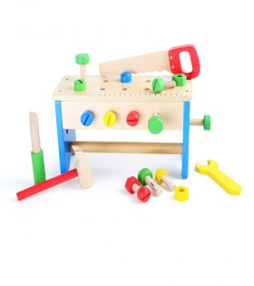 Toolbox and Workbench 2-in-1 by Legler