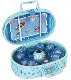 Space picnic set for kids