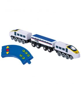 Legler Electric Train with Remote Control
