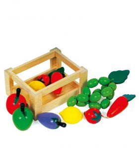 Vegetable Box for Kids by Legler