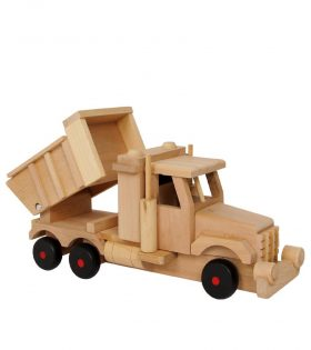 Wooden Tipping Sand Truck by Legler