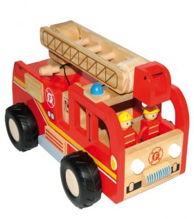 Fire Engine for Kids by Legler