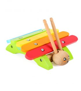 Wooden Xylophone Snail by Legler