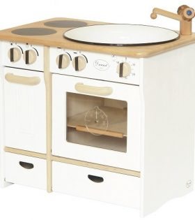 Cooker Sink Combo White 2014